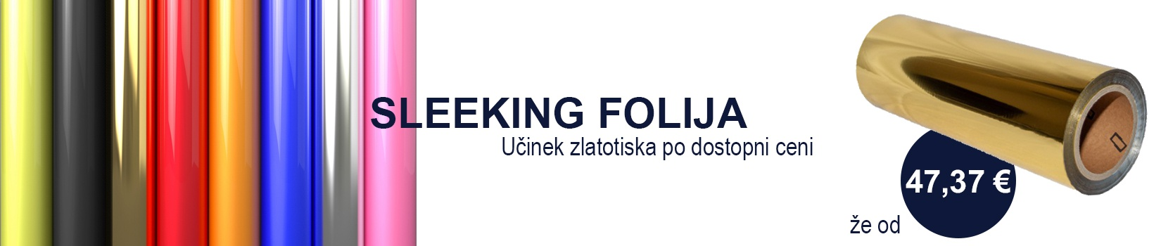 Animacija Sleeking folija